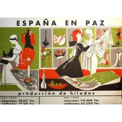 ESPAÑA EN PAZ HILADOS