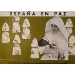 ESPAÑA EN PAZ RELIGIOSAS ESPAÑOLAS