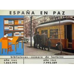 ESPAÑA EN PAZ BIBLIOTECAS