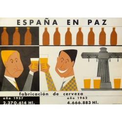 ESPAÑA EN PAZ FABRICACIÓN DE CERVEZA