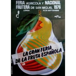 FERIA AGRICOLA Y FRUTERA DE SAN MIGUEL