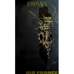 AIR FRANCE, ESPAÑA