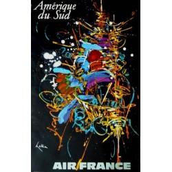 AIR FRANCE, AMÉRIQUE DU SUD