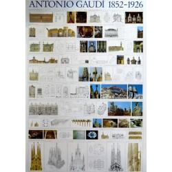 ANTONIO GAUDÍ, 1852-1926