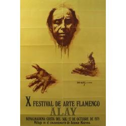 X FESTIVAL DE ARTE FLAMENCO ALAY