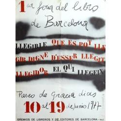 1RA. FERIA DEL LIBRO DE BARCELONA