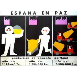 ESPAÑA EN PAZ CEMENTO