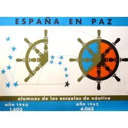 ESPAÑA EN PAZ ALUMNOS NAÚTICA