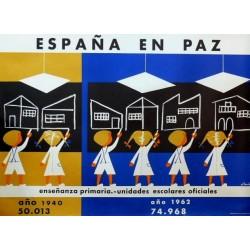 ESPAÑA EN PAZ ENSEÑANZA PRIMARIA