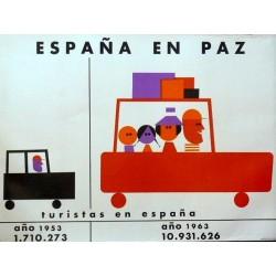 ESPAÑA EN PAZ TURISTAS