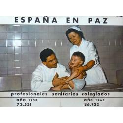 ESPAÑA EN PAZ PROF. SANITARIOS