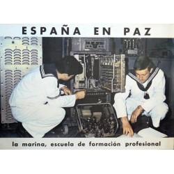 ESPAÑA EN PAZ LA MARINA