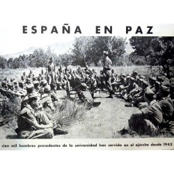 ESPAÑA EN PAZ EJÉRCITO