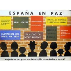 ESPAÑA EN PAZ PLAN DE DESARROLLO
