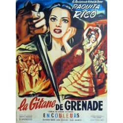 LA GITANE DE GRENADE / DEBLA LA VIRGEN GITANA