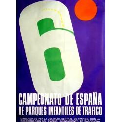 6º CAMPEONATO DE ESPAÑA DE PARQUES INFANTILES TRAFICO