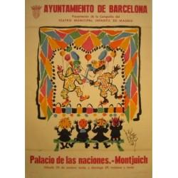 AYUNTAMIENTO DE BARCELONA - TEATRO MUNICIPAL INFANTIL