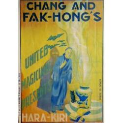 CHANG AND FAK-HONG'S