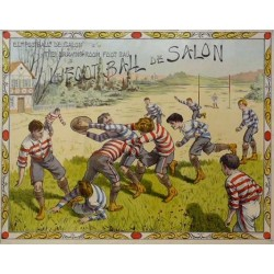 LE FOOT BALL DE SALON