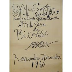 SALA GASPAR PINTURAS DE PICASSO