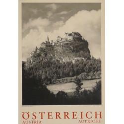 ÖSTERREICH - BURG HOCHOSTERWITZ