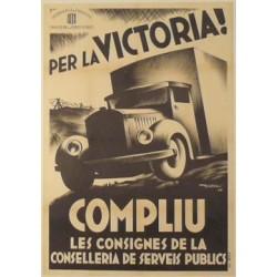 COMPLIU, PER LA VICTORIA