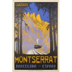 MONTSERRAT, BARCELONA-ESPAÑA