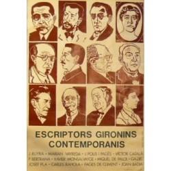 ESCRIPTORS GIRONINS COMTEMPORANIS