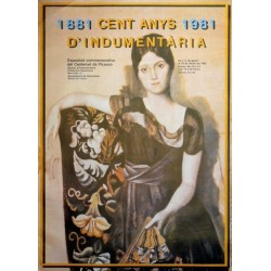 1881-1981, CENT ANYS D'INDUMENTÀRIA