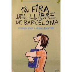 13A. FIRA DEL LLIBRE DE BARCELONA. CESC