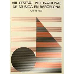VIII FESTIVAL INTERNACIONAL DE MUSICA EN BARCELONA