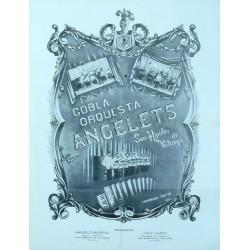 COBLA ORQUESTA ANGELETS. ST. HIPOLIT VOLTREGA