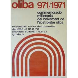 IGUALADA. OLIBA 971 / 1971
