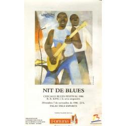 NIT DE BLUES - CHICAGO BLUES FESTIVAL