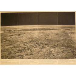 THE FIRST PHOTOGRAPH TROPOSPHERE - STRATOSPHERE