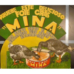 "FOIE GRAS ""MINA"""