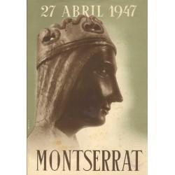 MONTSERRAT 27 ABRIL 1947