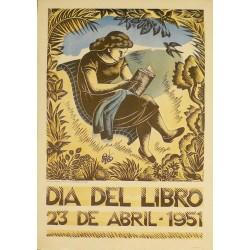 DIA DEL LIBRO. 23 DE ABRIL 1951