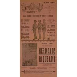 CIRCO MARAVILLAS - HERMANOS RIQUELME.GANDIA