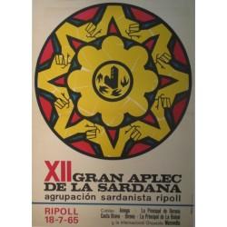 XII GRAN APLEC DE LA SARDANA. RIPOLL