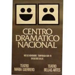 CENTRO DRAMATICO NACIONAL. TEMPORADA 1978-79