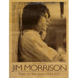 JIM MORRISON. RIDER ON TEH STORM 1943-1971