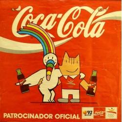 COCA-COLA PATROCINADOR OFICIAL