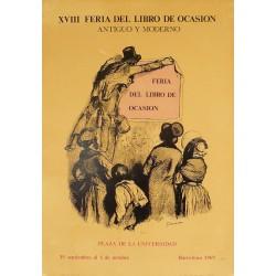 XVIII FERIA DEL LIBRO DE OCASION ANTIGUO Y MODERNO