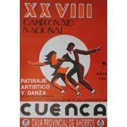 CUENCA XXVIII CAMPEONATO NACIONAL PATINAJE