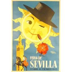 FERIA DE SEVILLA 1965