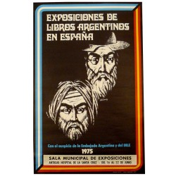 EXPOSICION DE LIBROS ARGENTINOS EN ESPAÑA