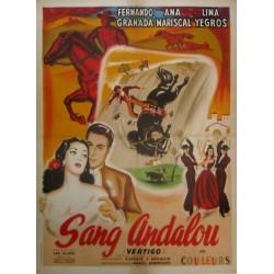 SANG ANDALOU (VERTIGO)