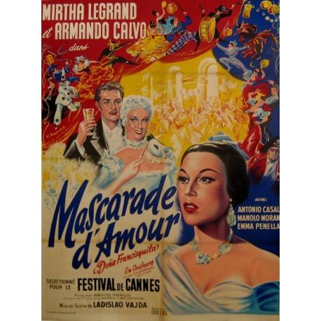 MASCARADE D'AMOUR (DOÑA FRANCISQUITA)