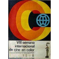 VIII SEMANA INTERNACIONAL DE CINE EN COLOR